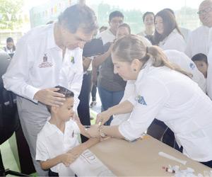 Se cubrirán Adeudos en Sector Salud: Román Mesina