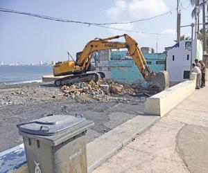 No desaparecerá la zona de Playa Norte, sino que se mejorará el lugar con el proyecto: García Regalado