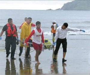 "Rescatan pescador ""desaparecido"""