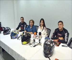 el evento inicia el sábado con una serenata en la Plazuela Morelos y la entrega de paquetes de información y participación, así como la revisión de motos y pilotos, y la carrera es el domingo. Foto: El Sol de Mazatlán.