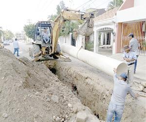 Se han logrado atender necesidades urbanas y rurales: Pucheta