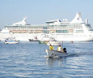 Doble arribo de Crucero mantiene economía de Mazatlán