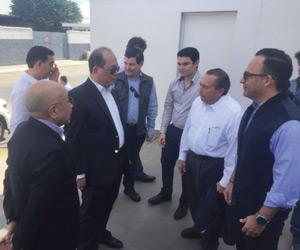 Empresariosde China conocen Mazatlán