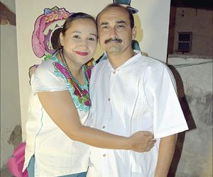 Cálido festejo para Lucía Quintana