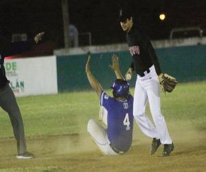 Taquería Los Potrillos mostró su poder y aplastó 17-5 a Suterm, en la culminación de la cuarta jornada de la Liga de Beisbol Invernal Nocturna de Primera Fuerza, que organiza el Instituto Municipal del Deporte.