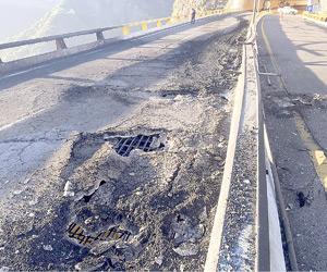 Preocupa a Hoteleros el Cierre de la Carretera Durango-Mazatlán