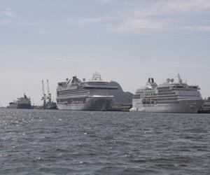 Deja Doble Crucero Derrama Económica de más de 7 MDP