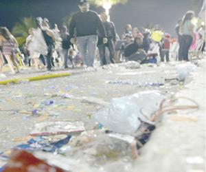 Preparan Plan de Limpieza en Mazatlán para días de Carnaval