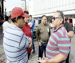 Admiten locatarios del Pino Suárez que la obra traerá afectaciones  y molestias, pero también grandes beneficios en un corto plazo