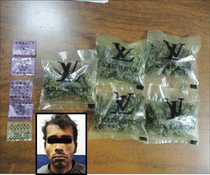 Detienen a vecino de El Venadillo con dosis de Droga