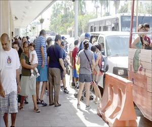 Arriba cuarto crucero turístico del año a Mazatlán