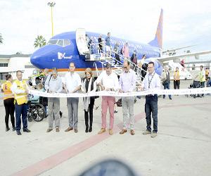 Se recupera el vuelo Denver- Mazatlán