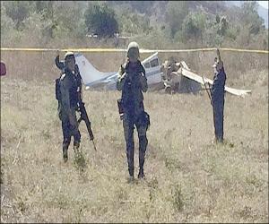 Mueren dos personas en un Accidente de Avioneta