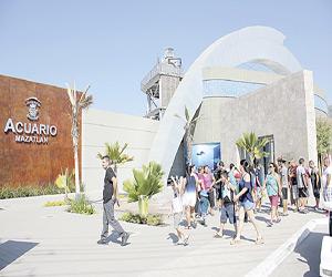 Acuario Mazatlán dice Adiós