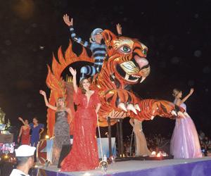 ¡A disfrutar del segundo desfile de Carnaval!