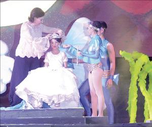 Es coronada Gretel I como Reina Infantil del Carnaval 2018