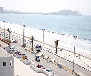 Malecón Listo a Mediados de Marzo