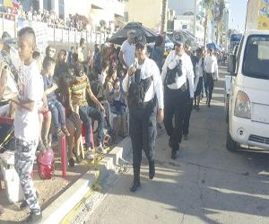 Policía municipal detiene a 206 Infractores