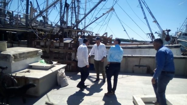 Se canalizará programa integral para el sector pesquero: Torres Félix