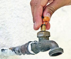 Analizarán ley de agua potable