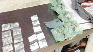 Policía municipal y militar aseguran 24 dosis de Droga