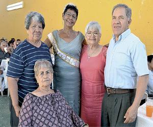Festejo de Pensionados