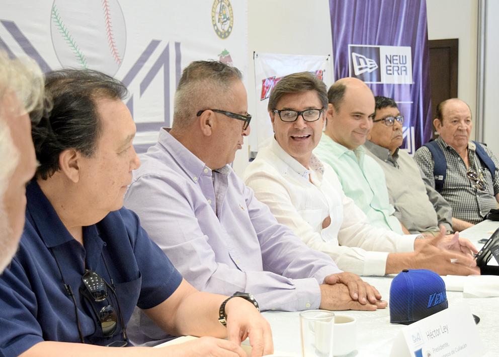 Omar Canizales, presidente de la Liga Mexicana del Pacífico, ratificó al puerto como la próxima sede en México del clásico caribeño.