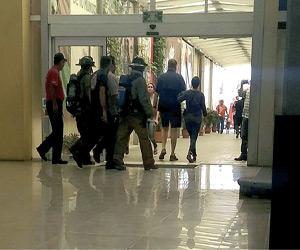 Se Movilizan Cuerpos de Emergencia