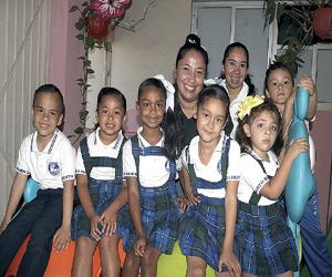 Presentana Reyes del 'Día del Niño'