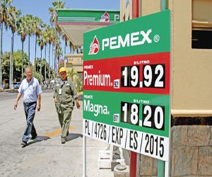 Los Gasolinazos afectan Insumos
