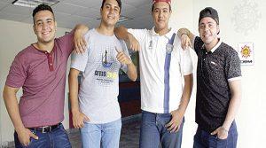 Nace Grupo Norteño banda Actitud 108