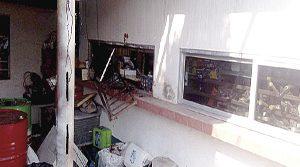 Presunto ladrón pierde la vida dentro de una ferretería