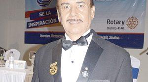 José Sandoval es el nuevo Gobernador de distrito 4140
