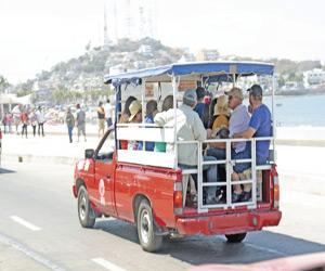 Exigen poner Orden a Transportistas