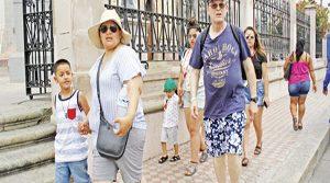 Van 180 mil visitantesCruceristas en Mazatlán