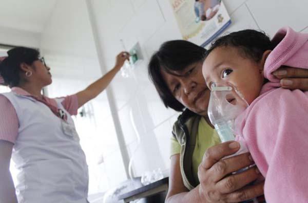 Prevalecen infecciones de las vías respiratorias