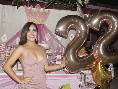 Tienen Grata Fiesta Lorena, Karla y Katia