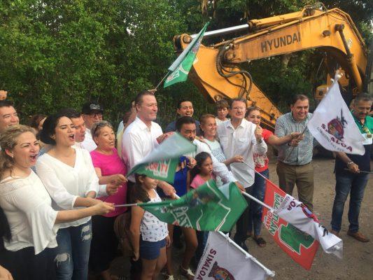 Vecinos de Jacarandas no quieren más inundaciones