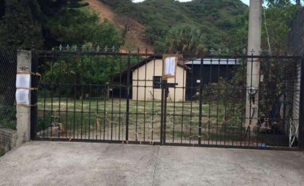 Militares confiscan un laboratorio en el municipio de Badiraguato