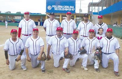 Taller Ángel y Cardenas se alza con el título del rol regular. Foto: Jesús Guzmán / El Sol de Mazatlán.