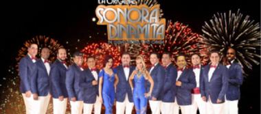 Mazatlán bailará al ritmo de Sonora Dinamita en el Dia del grito