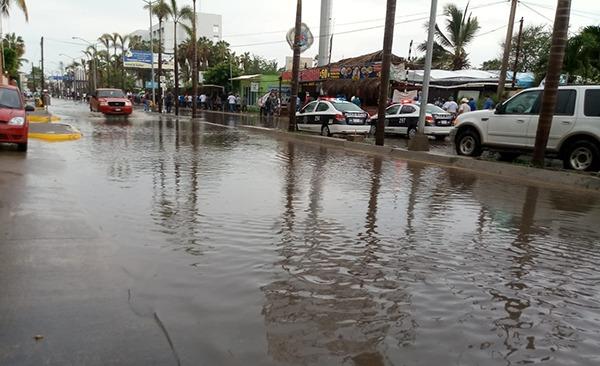 Sin afectaciones por lluvia