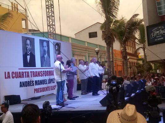Se va a acabar la robadera, me canso ganzo: López Obrador