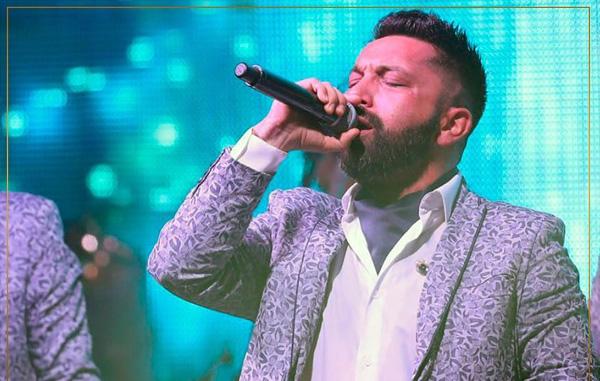 Charly Pérez, vocalista de Banda el Recodo dice adiós. (Instagram)