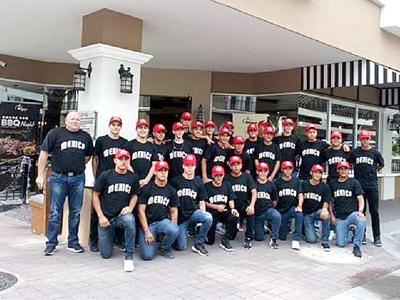 El equipo estará integrado por jóvenes de los estados de Sonora, Chihuahua, Nuevo León, Baja California, Ciudad de México, Tamaulipas, Jalisco, Veracruz y Sinaloa. Foto: Cortesía.