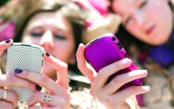 La vida en un celular…