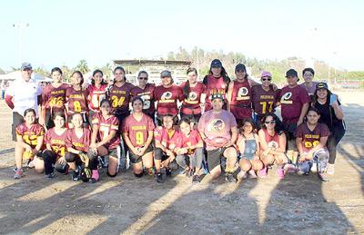 Pieles Rojas invitan a los jóvenes a integrarse a sus filas. Foto: El Sol de Mazatlán / Cortesía.
