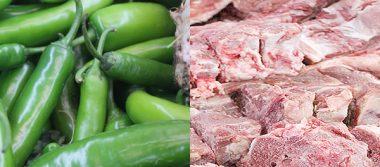 Prevén incrementos en productos agrícolas y la carne