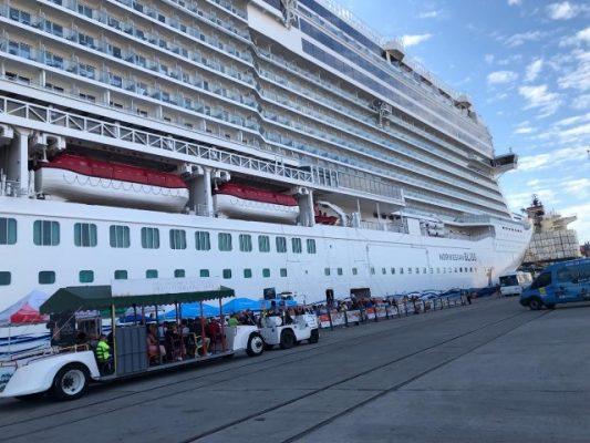 Cancelan vuelos y cruceros llegadas a Mazatlán