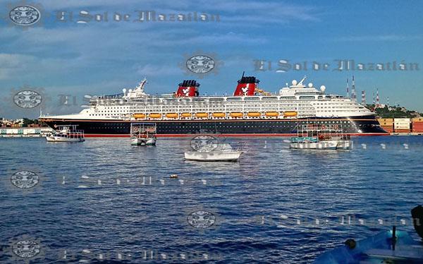 Llega Disney a Mazatlán